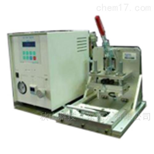 日本NAKK小批量检查的小型台式手动检漏仪