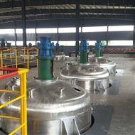 盤管加熱反應罐 不銹鋼分散釜