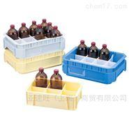 3-5349-41試劑瓶托盤 灰色 (1個)