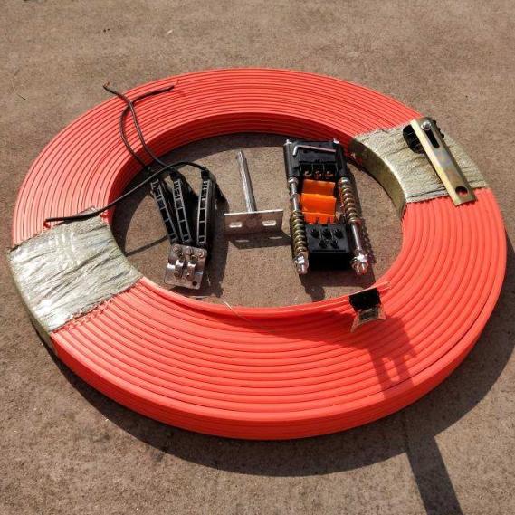 6P10平方 安全电轨
