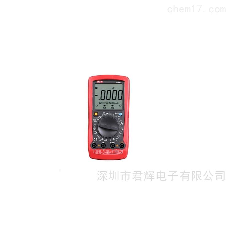 UT58D通用型数字万用表