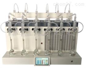 HEB-601全自動一體化蒸餾儀