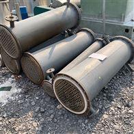 大批量低价转让各种型号不锈钢列管冷凝器