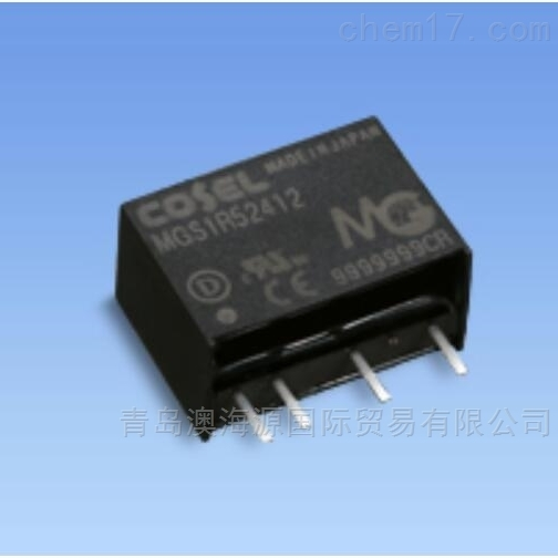 MGXS1R5243R3电源日本进口COSEL