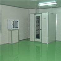 HZD日照无尘室装修风淋室的安装