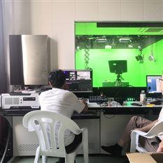 虚拟直播间搭建 融媒体演播室导播一体机