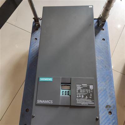 修复解决西门子6RA8O控制器启动就报F60005