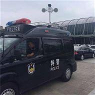 上海河圣 车载式升降照明设备 8000W照明灯