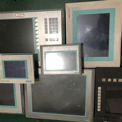 西門子屏幕MP377上電白屏多年修複成功