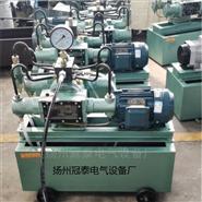 低压大流量电动试压泵