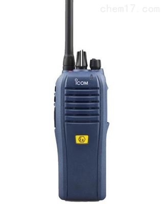 ICOM艾可慕IC-F3202DEX消防员防爆对讲机