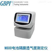 电池隔膜透气度测试仪工作使用方法