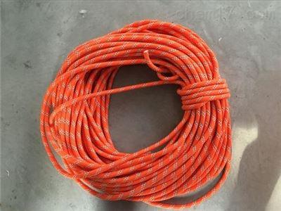 水面救援防汛漂浮水上救生繩、反光安全繩索