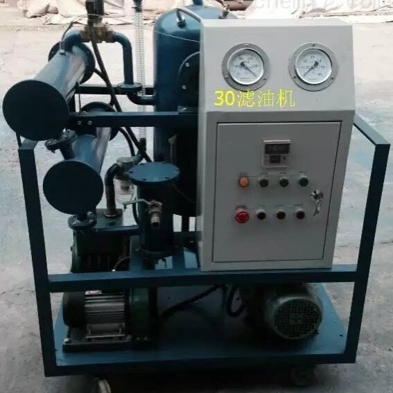 JYZ-200高效真空滤油机