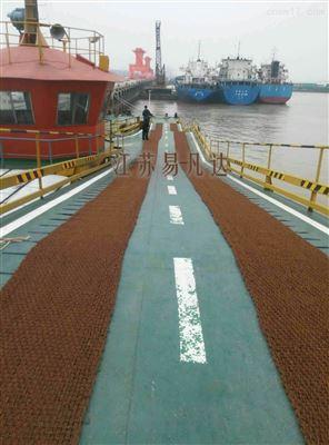 甲板防滑山棕墊、易安推薦正宗紅棕防滑墊