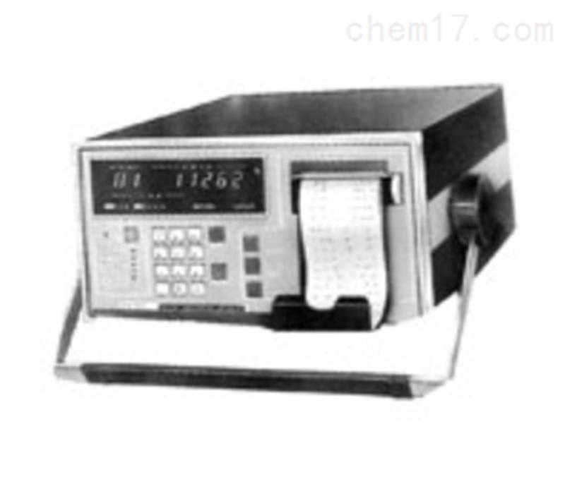 温度巡回检测仪