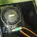 当天修好西门子828D机床报警找不到编码器