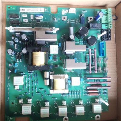 西门子6RA70电源板上电无显示修复率高