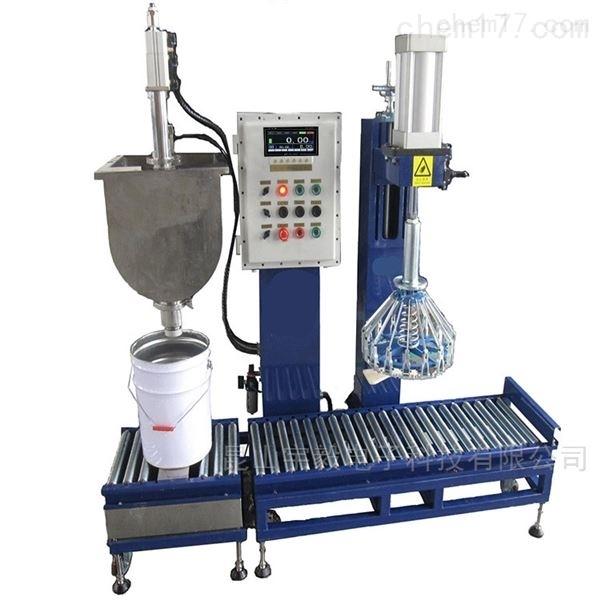 昆山30L液上式灌装机