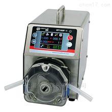 BT100F-1分配智能型蠕动泵