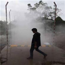 新疆饲料车辆通道消毒设备