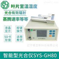 液晶显示光合作用仪SYS-GH80