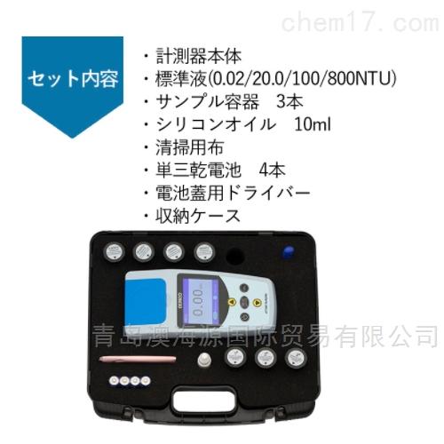 便携式浊度仪日本CEMCO手持式溶解氧仪DO-02