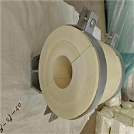 聚氨酯硬质保冷管托材料