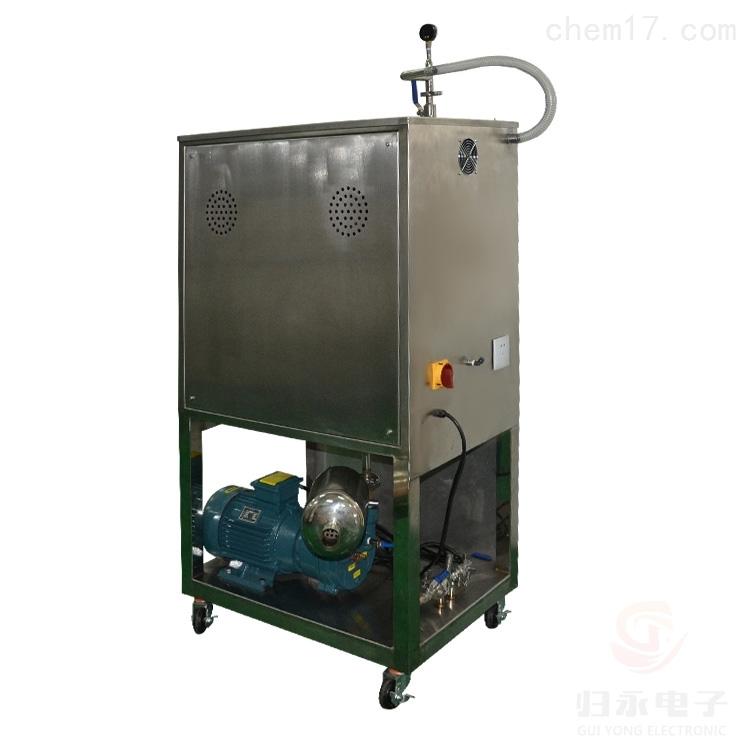 热敏性物料低温真空喷雾干燥机价格