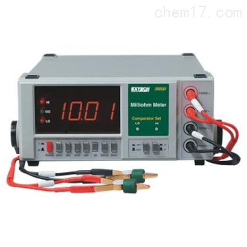 高精度台式微电阻计
