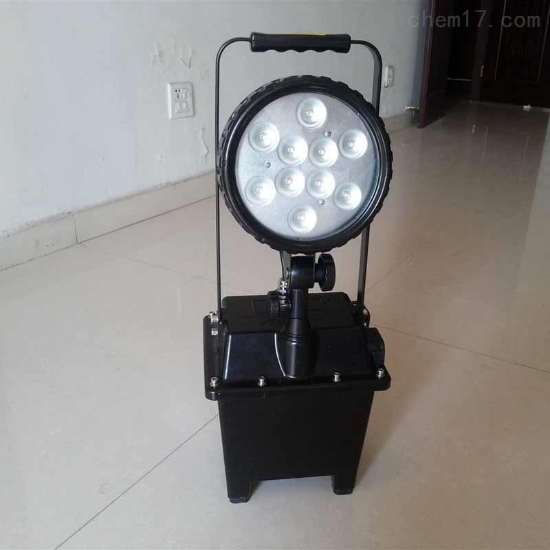 移动式防爆灯fw6106/bt户外蓄电照明灯