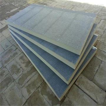 定制120公斤密度聚氨酯复合保温板