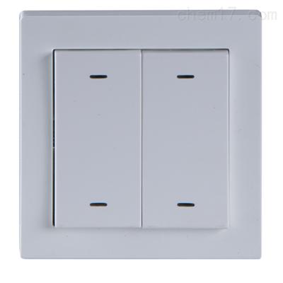 ASL100-F2/4两联四键智能照明面板