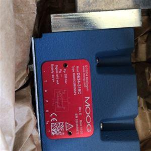 MOOG D634-319C*穆格DDV伺服阀