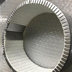 精品 扬州供应 防爆铸铝电加热器
