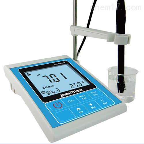 台式pH/ORP测试计innoCon 60P
