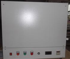管式连续式微波反应器