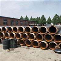 钢套钢直埋式架空热力蒸汽保温管道