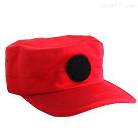 齐全森林桔红布帽 安全帽森林消防帽
