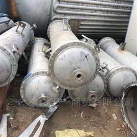 二手药厂304列管式冷凝器厂家销售二手