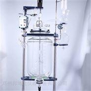 雙層玻璃反應釜