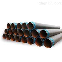 377*7钢套钢架空式蒸汽直埋保温管成品价