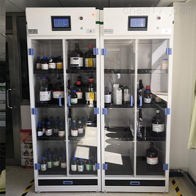 桌面式凈氣型儲藥柜