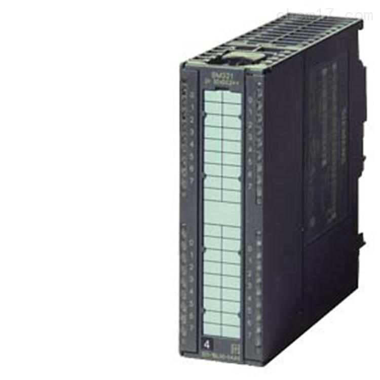 常德西门子S7-300模块代理商