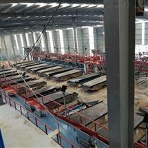 6S88槽大槽钢金沙选矿摇床 矿用摇床分选设备