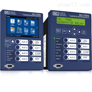 0700G02DCB0X74850301美國SEL-700G發電機保護繼電器