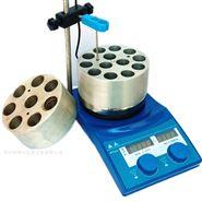 磁力搅拌加热模块