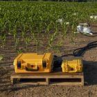 多通道土壤CO2/H2O通量長期自動測量係統