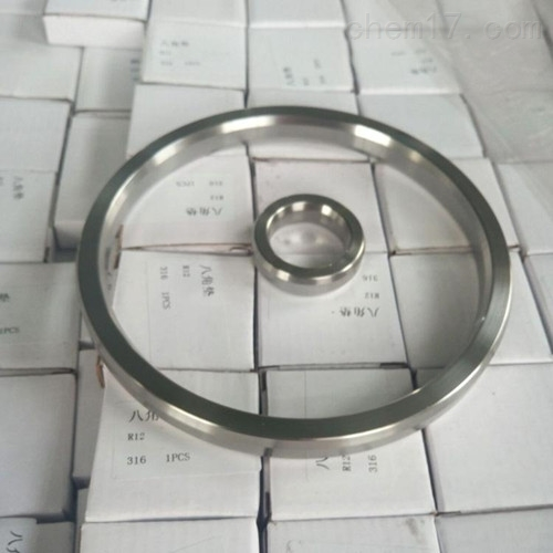 DN100PN160不锈钢316金属八角垫片批发