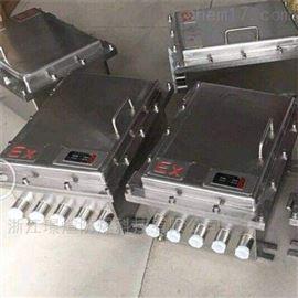 BJX8050浙江厂家供应不锈钢防爆防腐接线箱
